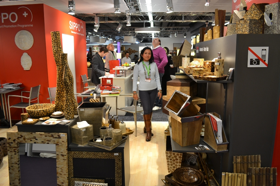 international houseware expo ambiente frankfurt 2012 bamboo. Black Bedroom Furniture Sets. Home Design Ideas